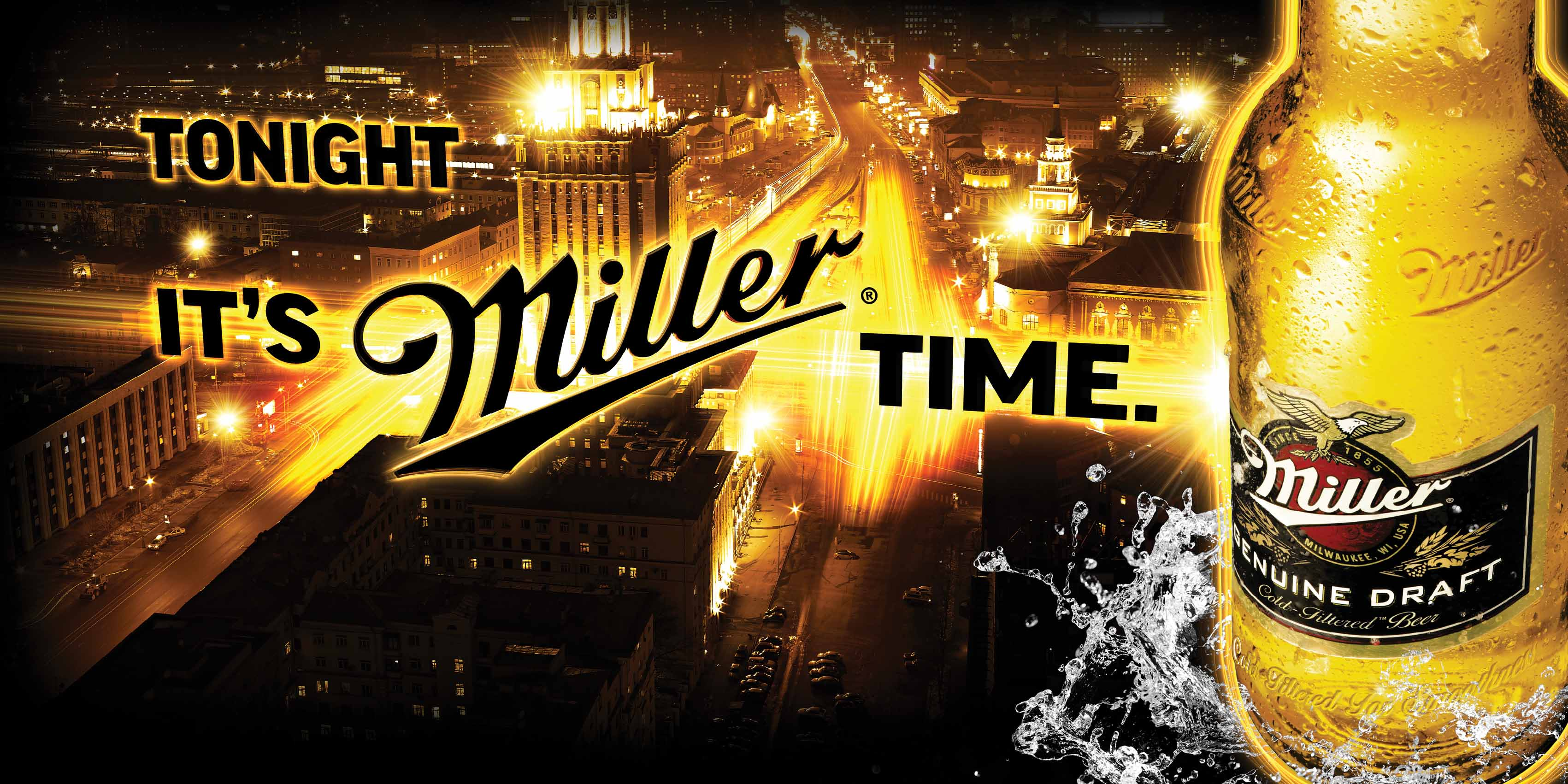"Moscow ""TONIGHT"" Miller Campaign 2"