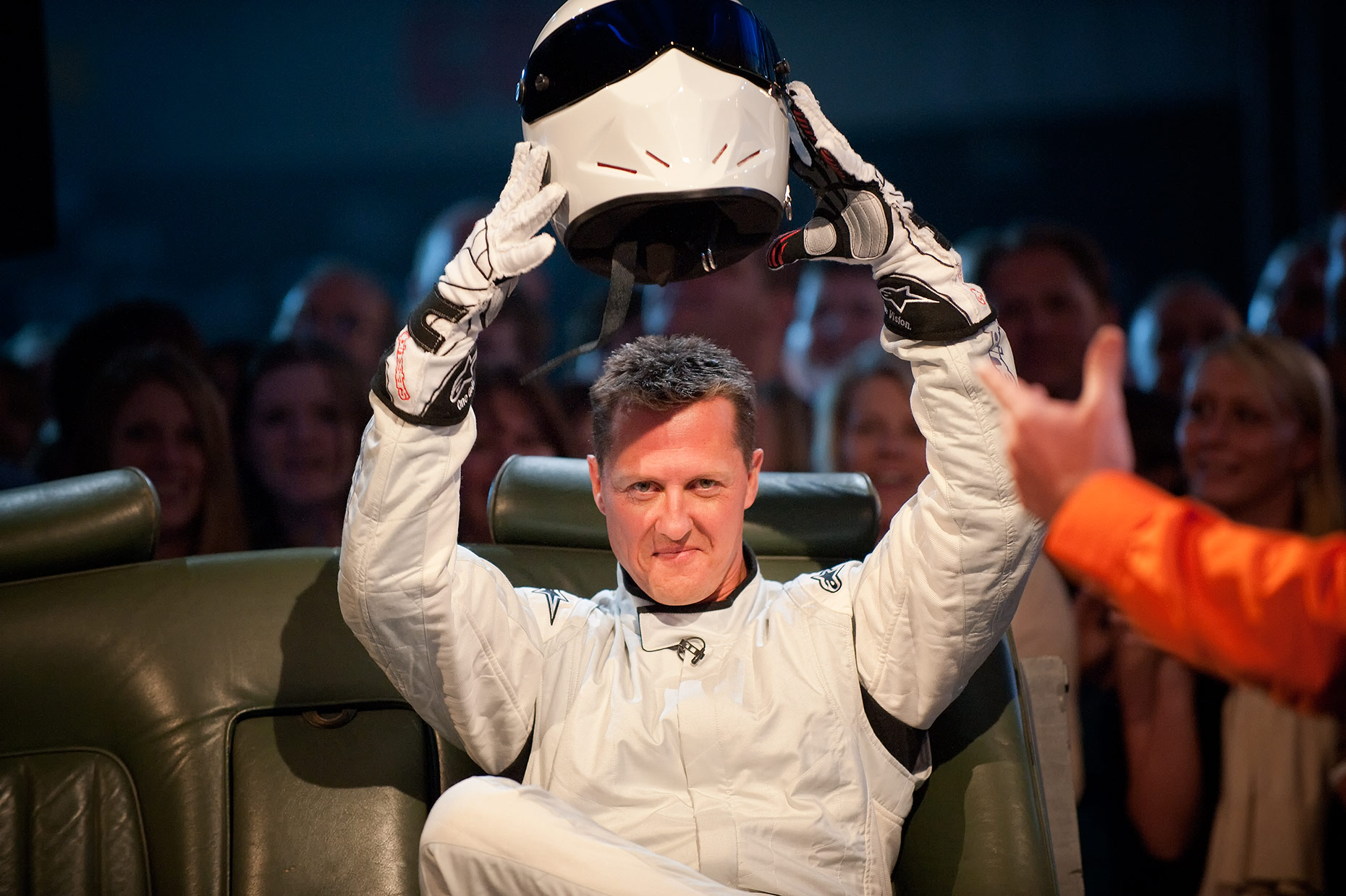 The Stig V Michael Schumacher